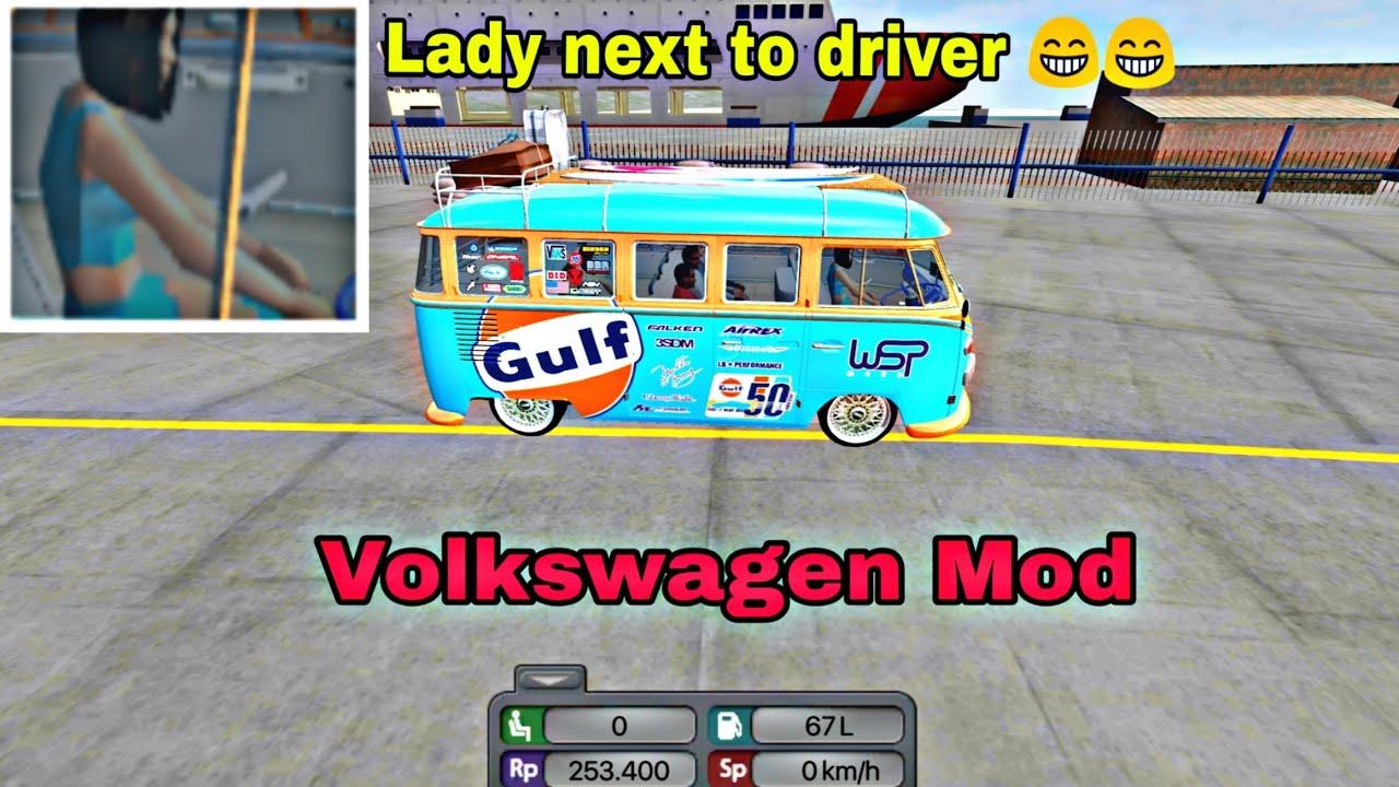 8700 Koleksi Mod Bussid Mobil Volkswagen Terbaik