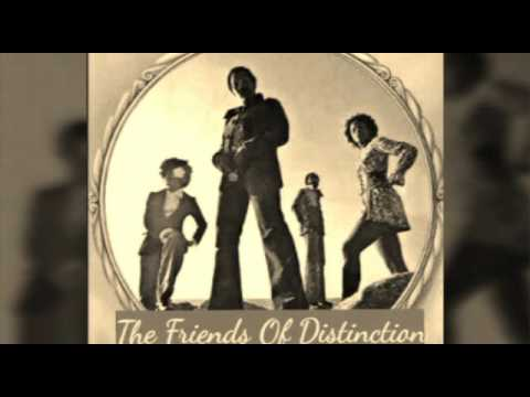 The Friends Of Distinction - You've Got Me Going In Circles