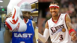 Allen Iverson FUNNIEST MOMENTS YouTube Videos