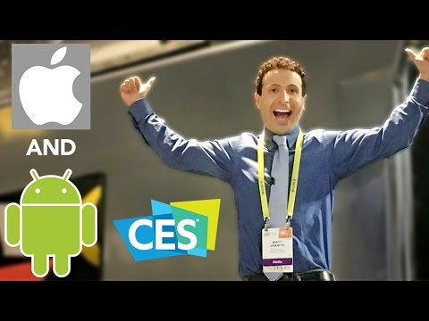 BEST APPLE & ANDROID TECH DEALS at CES 2017