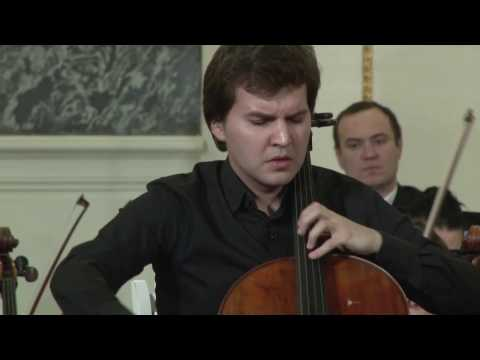 Alexander Buzlov (cello) 2012-12-12