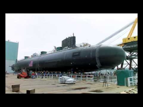 TOP TEN HUNTER KILLER SUBMARINES (SSN)