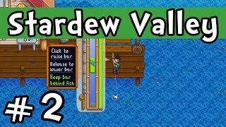 Let's play Stardew Valley! In this episode, Punchwood receives a ba...
