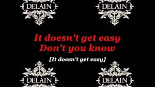 Delain - April Rain [Lyrics]