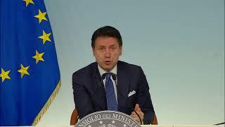 Libia, dichiarazioni alla stampa del Presidente Conte