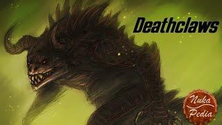 NukaPedia - Deathclaws [Fallout Lore]