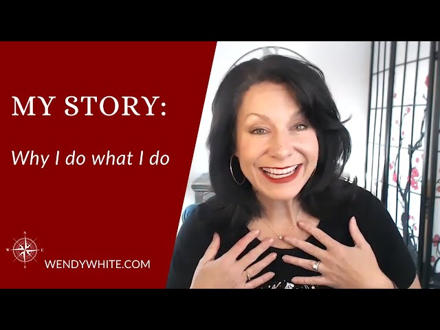 My story-why I do what I do