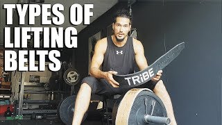 How & When to Wear a Weight Lifting Belt | GIVEAWAY