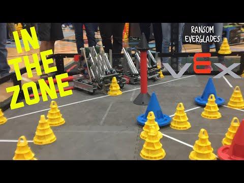 Vex Robotics IN THE ZONE 2017