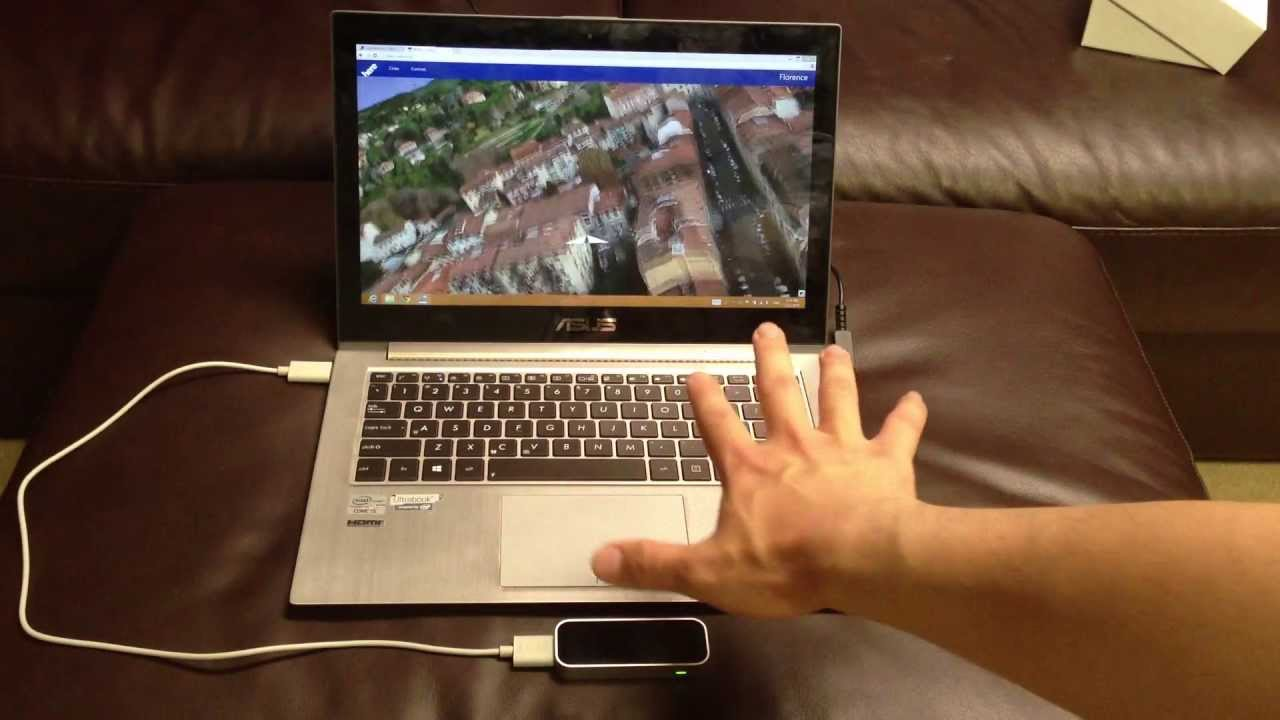 Leap Motion Controller Hands On Review Retail Consumer