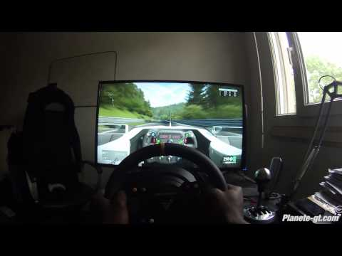 Project Cars : Formula A - Nordschleife - Thrustmaster T300RS