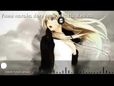 Kenshi Yonezu-Lemon Lyrics