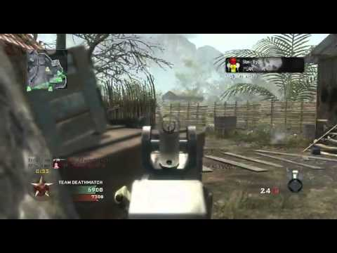 Black Ops 1 Multiplayer and Zombies