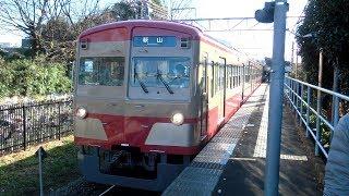 【1247F】西武101系1247F(赤電色) 各駅停車 萩山行き 西武多摩湖線 青梅街道駅発車