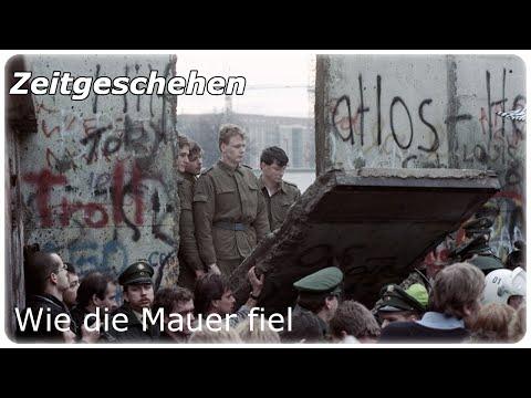 Wahnsinn '89 - Wie Die Mauer Fiel [DOKU][HD]