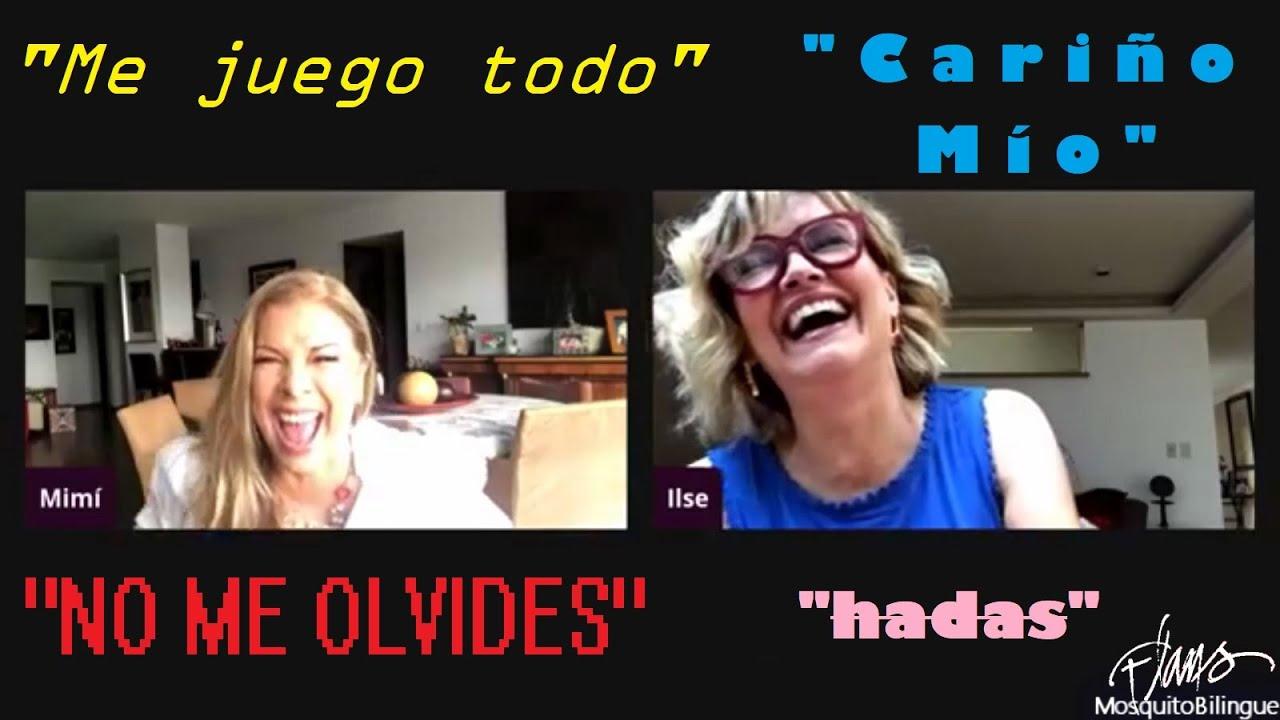 """Ilse y Mimi anécdotas de canciones de """"Flans"""""""