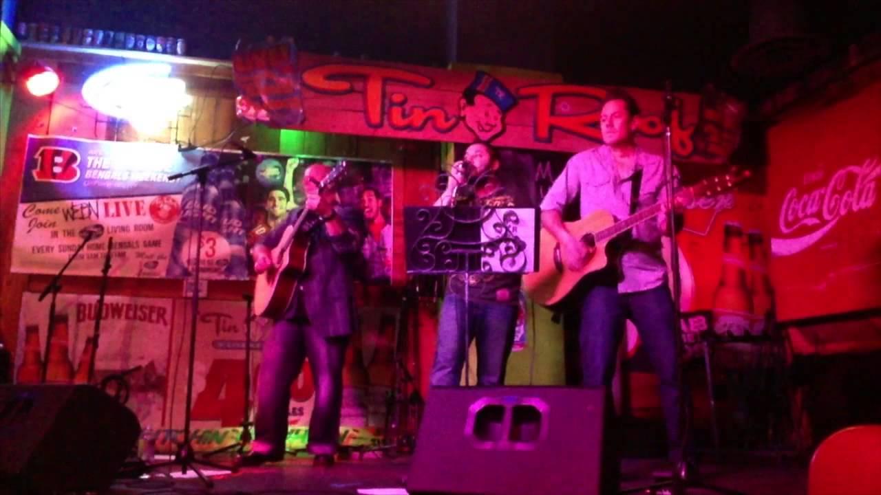 Superior 3 Piece Revival At Cincinnati Tin Roof Sean McGary, Richie Terbush, Zach  Albers