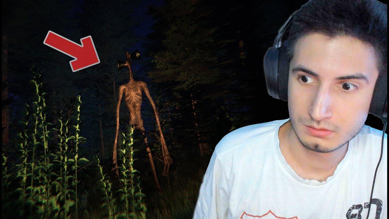 SİREN KAFANIN PC VERSİYONU! (EFSANE) | Siren Head: Retribution