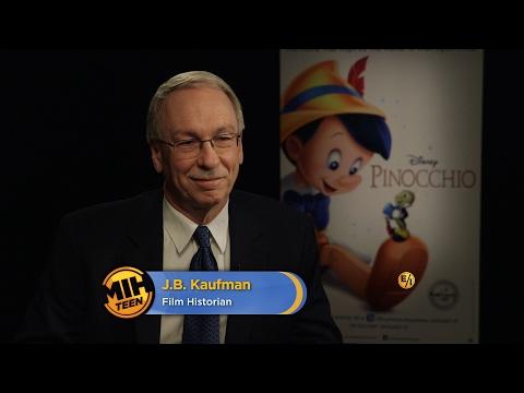 "Disney Animation Historian J.B. Kaufman on ""Pinocchio"""