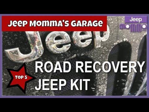 Top 5 Must Have Road Safety Gear & Jeep Wrangler Soft Top Cleaning Tips