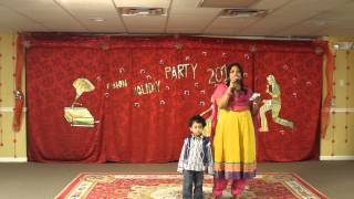 Video Solo Song - Selvi- Holiday Party 2014. download MP3, 3GP, MP4, WEBM, AVI, FLV Oktober 2018