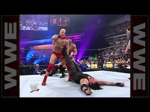 The Undertaker vs. Jon Heidenreich - Casket Match: Royal Rumble 2005
