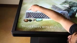 Ideum Pro & Platform 4k Multitouch Tables