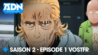 One-Punch Man saison 2 - Épisode 1 VOSTFR