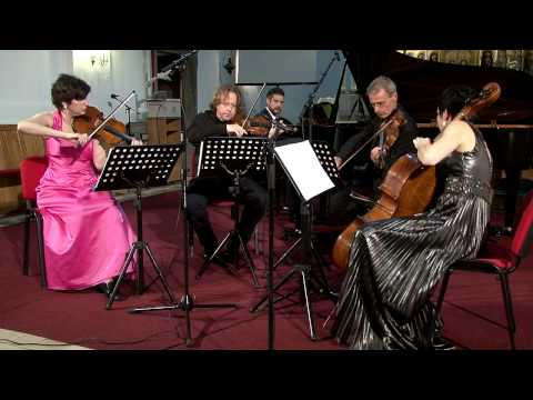 Alfred Schnittke: Piano quintet