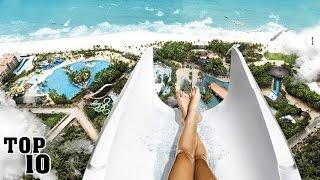 Top 10 Scariest Water Slides In The World
