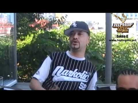 Gekko G Hiphoplife Röportajı @ Hiphoplife.com.tr