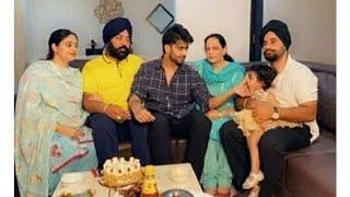 Mankirt Aulakh Snapchat | Father's Birthday celebrations |
