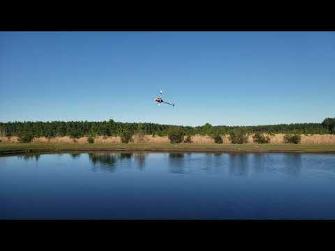 4K 60fps   Miniature Aircraft   HRB Graphene   Switch Rotorblade   Flight 1/2
