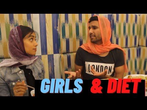 ZaidAliT - How girls diet..