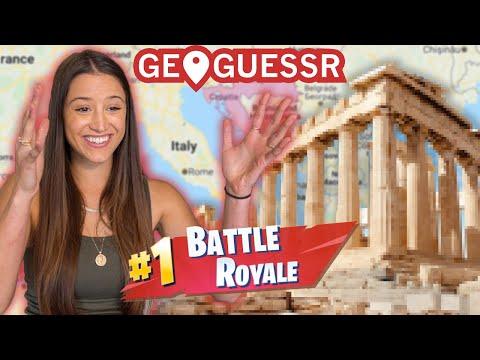 World Travel Expert Plays GeoGuessr Battle Royale!