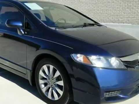 2009 Honda Civic Sdn 4dr Auto EX-L (Grand Prarie, Texas) Buy here pay here, No credit check.