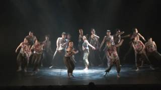 MIKIHO choose freedom Jazzin JAZZ DANCE CHOREOGRAPHER FESTIVAL
