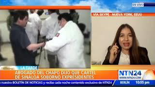 Juicio al Chapo Guzmán Involucra a altos políticos de México y otros países