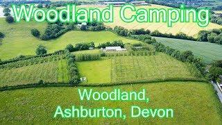 Woodland Adults Only Camping | Ashburton, Devon, UK