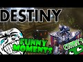 Destiny Funny Moments Ep.14 Rockin Warpriest, Kissing Ships, Craziest Laughs, Swim in his Goo!