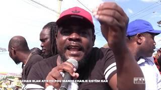 Deklarasyon kèk atis ( Izolan, King Kino, Dòk Fila, Mtyas, etc) nan manifestasyon 13 oktobe la!