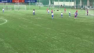 Прямой эфир 2007 г.р., Динамо — ЦСКА