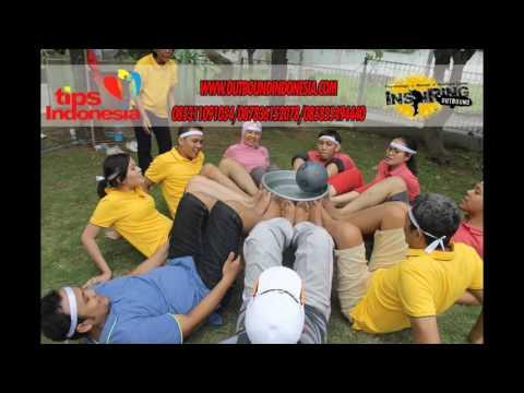 Outbound Team Work Building | PT Asuransi Jasa Tania | Batu Suki | Tips Indonesia