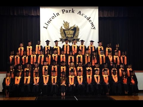 Lincoln Park Academy IB Class of 2014 Tribute