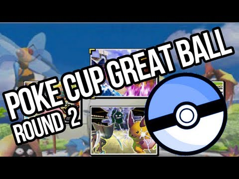 Pokémon Stadium - Episode 41 - Poke Cup R2 - Great Ball