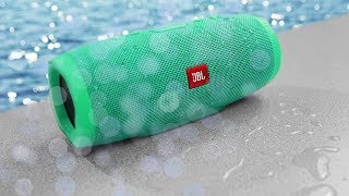 This $150 Bluetooth speaker is loud, waterproof and can recharge an...