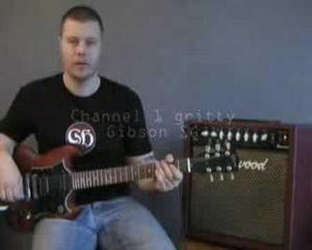 Elmwood Stinger 30 Demo part 1c - Richard Lainegard (Lundmark)