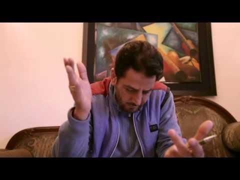 Gurdas Maan Listening Nusrat Fateh Ali Khan