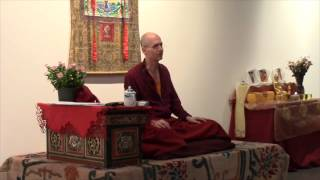 Ven. Fedor Stracke Day 2, Part 2: Shantideva's Guide to the Bodhisattva's Way of Life – Chapter 5