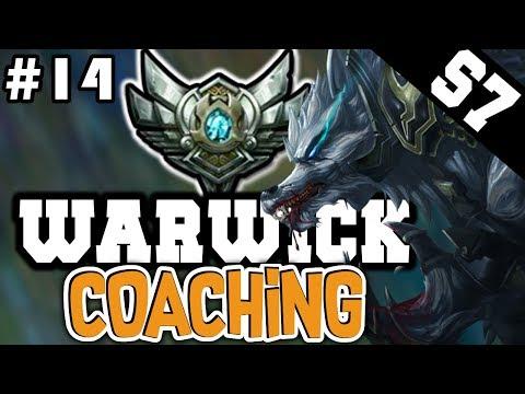 Coaching a Silver Warwick Jungle - League of Legends Coaching Guide (LoL Coaching #14)